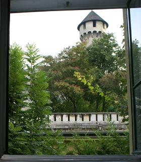 Budai vár - Buzogány torony