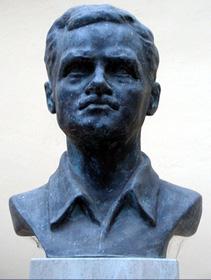 Reményik Sándor szobra